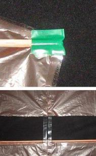 The Dowel Roller - spar cap tape