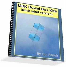 Click to buy the Dowel Box kite fresh e-book.