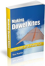 Kite Book - Making Dowel Kites