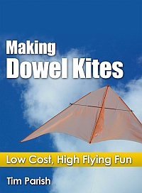 Click to buy the e-book 'Making Dowel Kites'