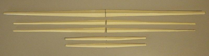 Making the Indoor Rokkaku kite - Step 3g