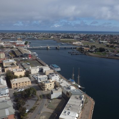 KAP photo of Port Adelaide, South Australia.