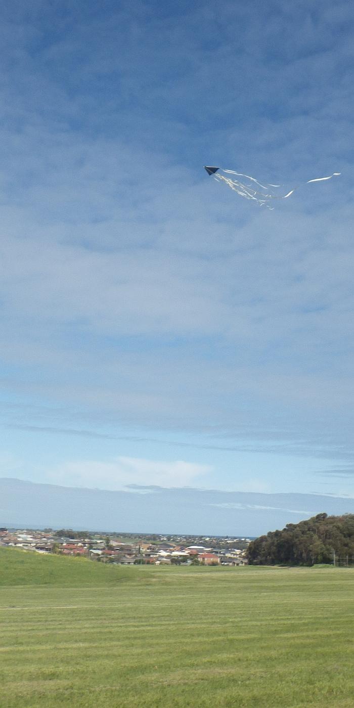 MBK Paper Delta kite 1 - 3.