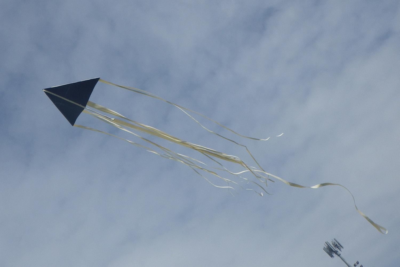 MBK Paper Delta kite 1 - 4.