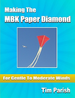 E-book - Making The MBK Paper Diamond - For Gentle To Moderate Winds