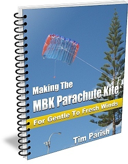 E-book: Making The MBK Parachute Kite