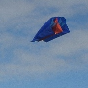 The MBK Parafoil kite.