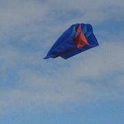 The MBK Parafoil kite.