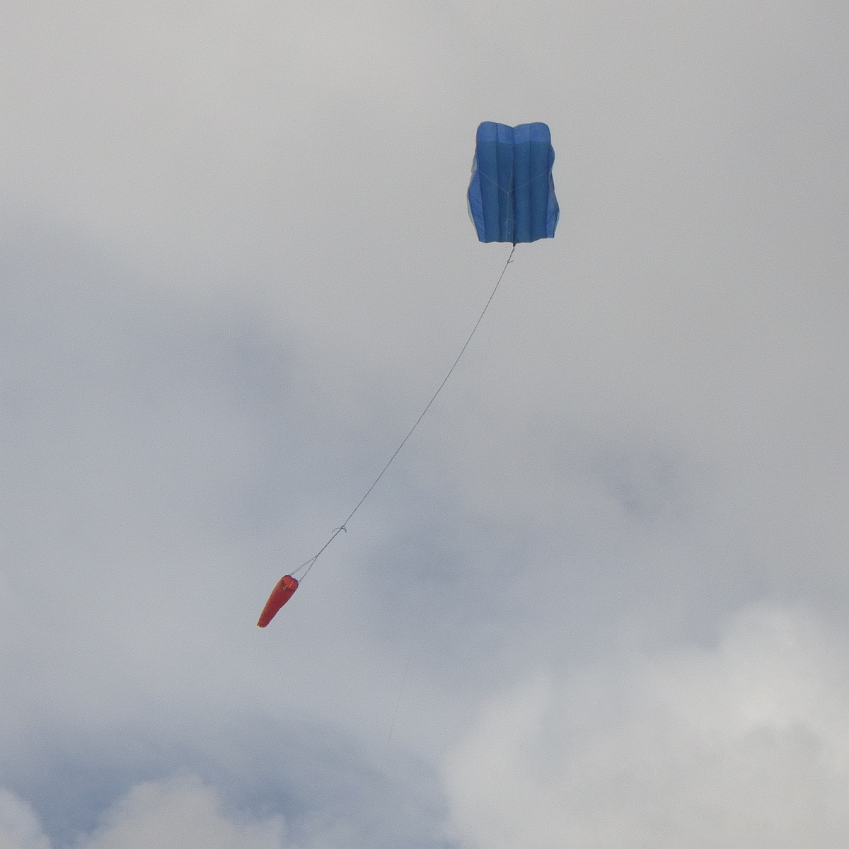 MBK Parafoil kite 1 - 2.