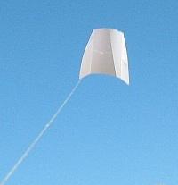 The MBK Minimum Sled Kite