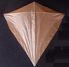 The Dowel Diamond kite