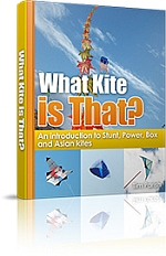 How To Build A Barn Door Kite Instructions For The Mbk 2