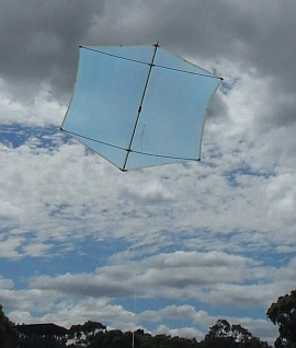 The Multi-Dowel Rokkaku kite