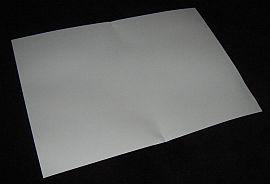 Making a paper kite - Step 1c