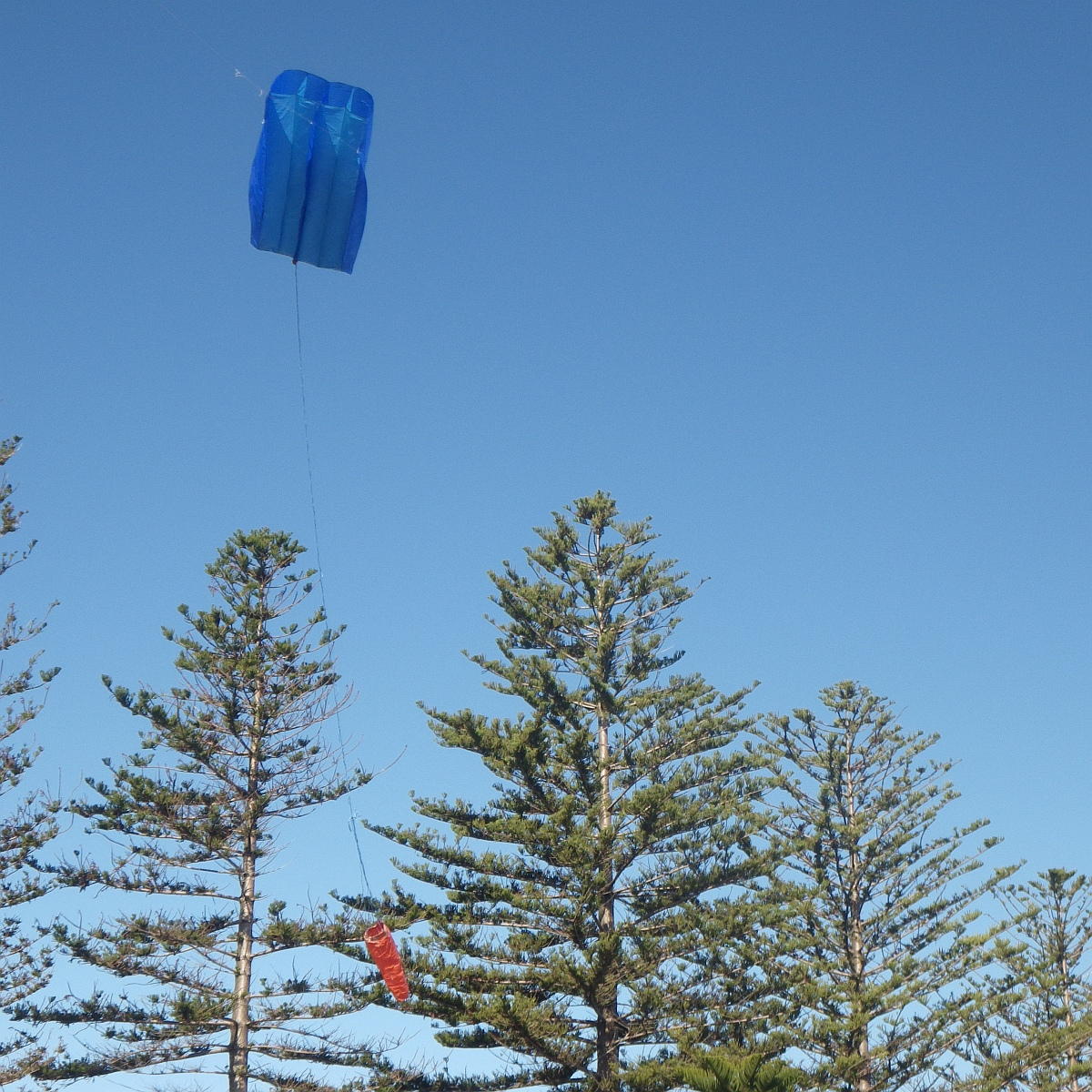MBK Parafoil kite 1 - 3.