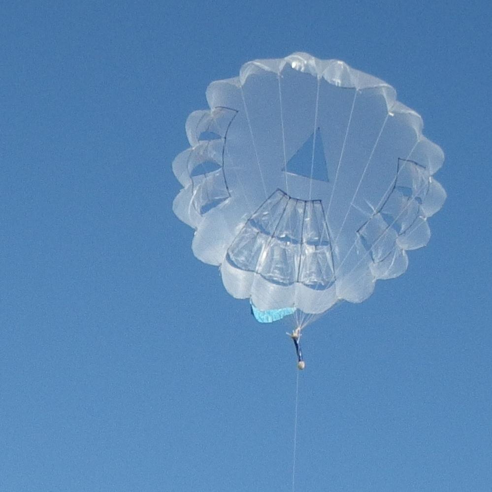 MBK Parasail kite 1 - 1.