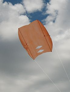Sled Kites - Dowel Sled