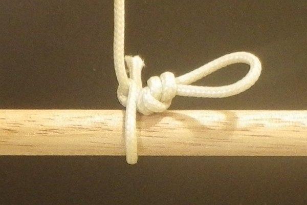 The Slip knot.