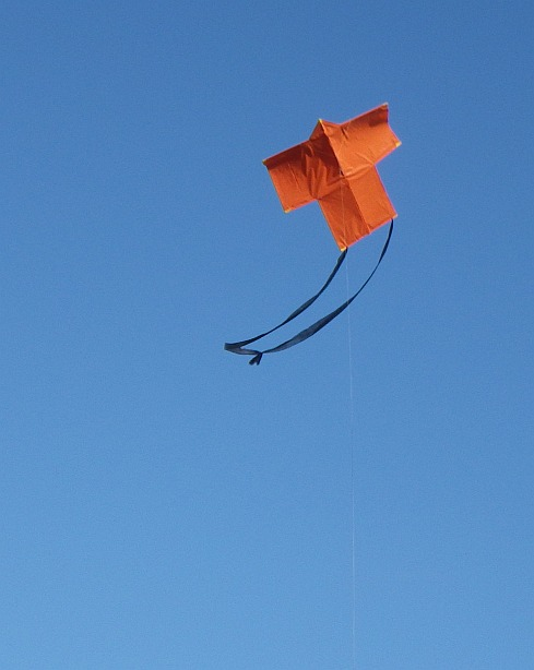 The 2-Skewer Sode in flight.