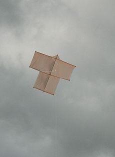 Sode Kites - Dowel Sode