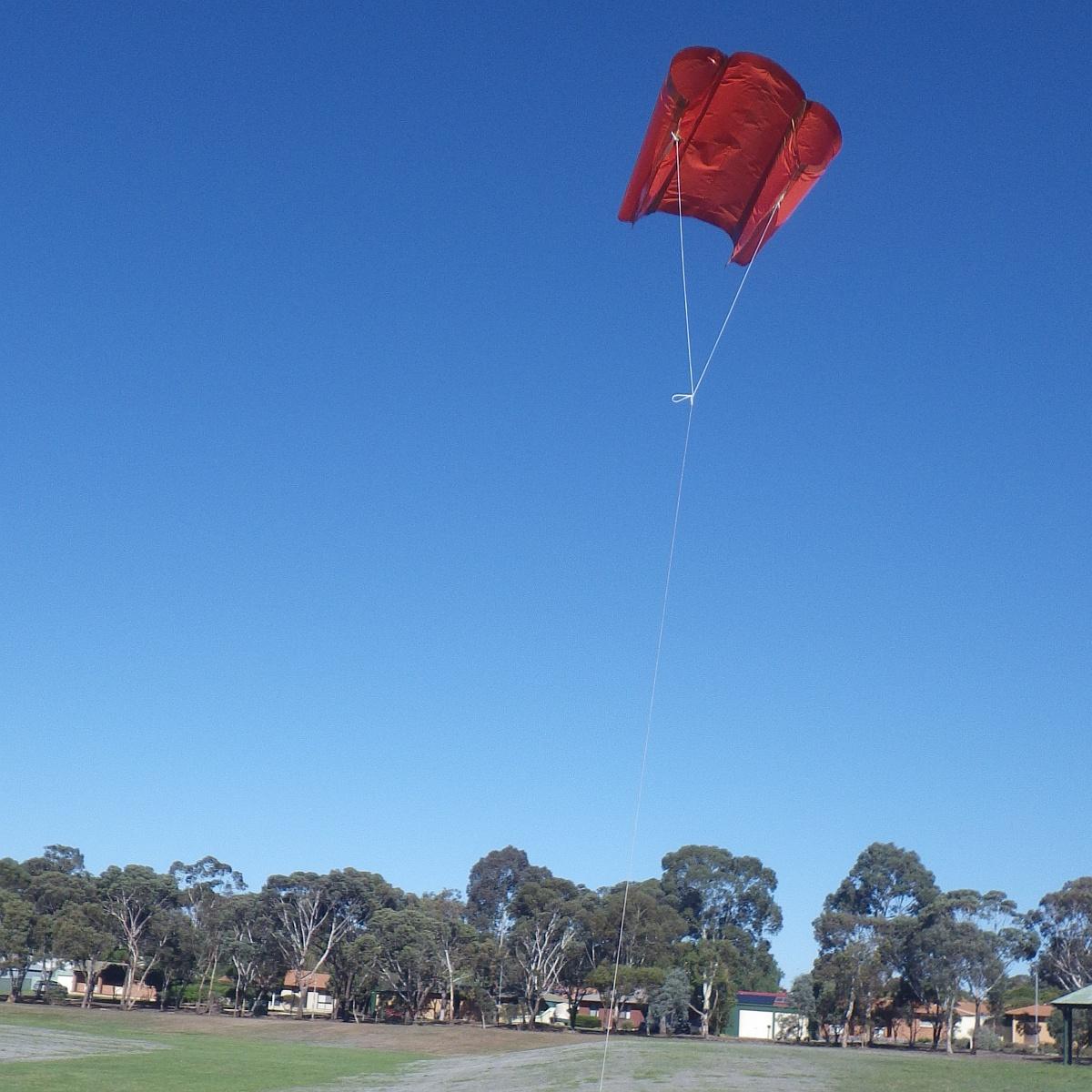 MBK Soft Sled kite 1 - 1.