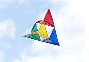 A 4-cell tetrahedral design