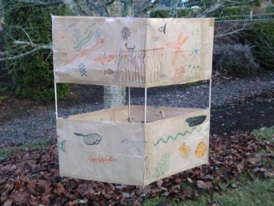 The Rhomboid Box Kite
