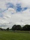 A nice cloud backdrop