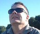 Tim Parish - looking skyward