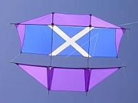 A Dopero kite, from Scotland.