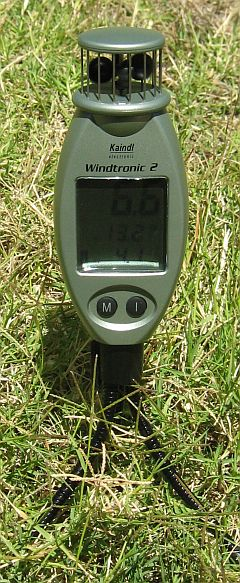 Windtronic-2 Anemometer.