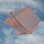 The MBK Dowel Rokkaku kite.