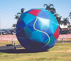 The Kite Ball