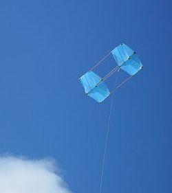 Box Kite Design - the Dowel Box kite (fresh wind version)
