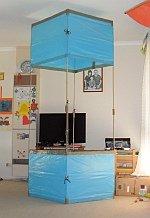 Kite e-book: Making The MBK Multi-Dowel Box Kite