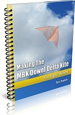 Kite e-book: Making The MBK Dowel Delta Kite