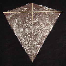 The 1-Skewer Diamond - skewers over sail
