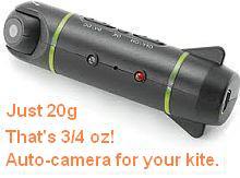 Auto Camera For Kite