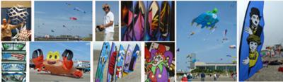 Montage of memories from 2011 Kite Convention in USA