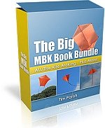 E-books - The Big MBK Book Bundle