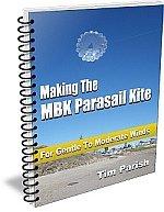 E-book - Making The MBK Parasail Kite