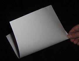 Making the Paper Sled kite - Step 1b
