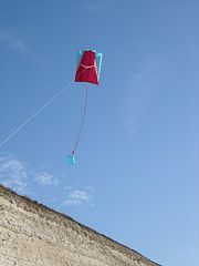 Small soft Sled kite.
