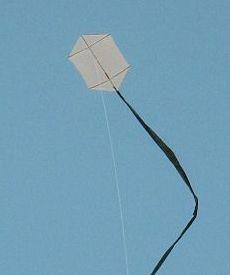 Rokkakus - the latest 1-Skewer Rokkaku kite.