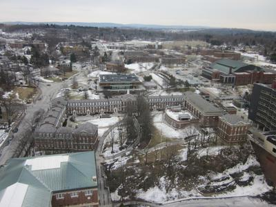 RPI in the snow