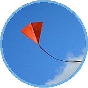 How to Make a Kite Out of Paper | Martha Stewart | 300x300